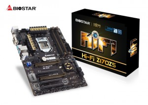 Biostar Hi-Fi Z170Z5