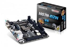 Gigabyte GA-H81N-D2H