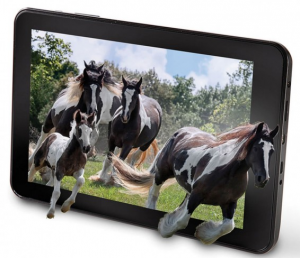 The No Glasses 3D Tablet