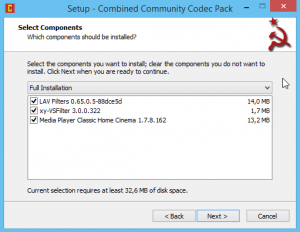 cccp_Combined Community Codec Pack