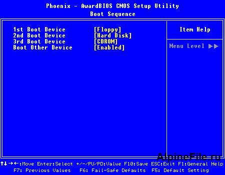 Переустановить Windows XP руководство в картинках