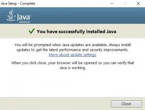 java-windows