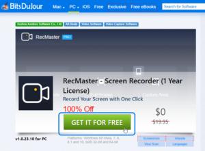recmaster-pro-free-license-screenshot-1
