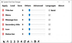 system-font-size-changer